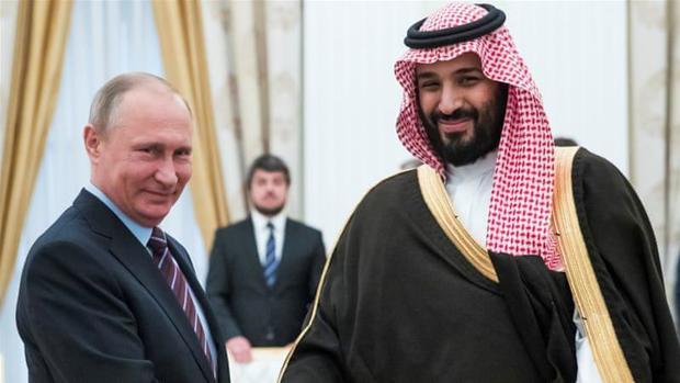 ولیعهد عربستان سعودی در روسیه به دنبال چیست؟