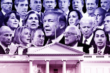 دستاورد بزرگ دموکرات ها در انتخابات و سرمایه گذاری آنها برای انتخابات ریاست جمهوری/ 16 کاندایدای احتمالی انتخابات 2020 چه کسانی هستند؟
