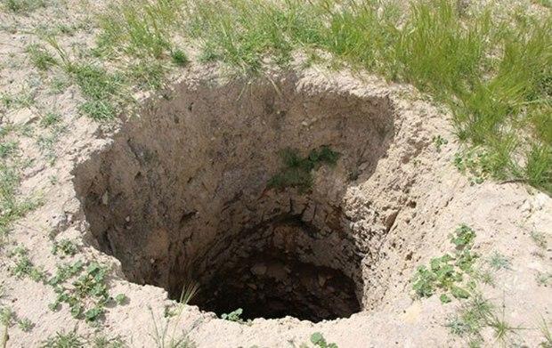4300 حلقه چاه غیرمجاز درقم شناسایی شد