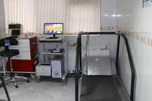 خیر نیکوکار یک دستگاه اکو به بیمارستان هندیجان اهدا کرد