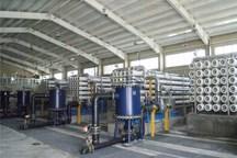 410 هزار متر مکعب آب کشور از طریق شیرین سازی تامین می شود