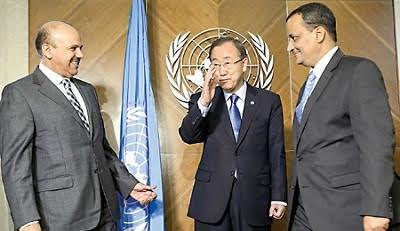 حل بحران یمن در ژنو کلید میخورد