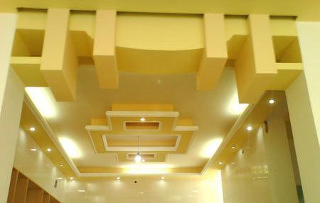 سقف منزلتان را اینگونه طراحی کنید+تصاویر