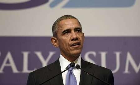 اوباما: حملات تروریستی مالی، عزم ما را راسخ تر کرد