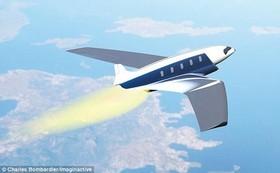 پرواز 11 دقیقه ای از نیویورک به لندن با سریع ترین جت جهان