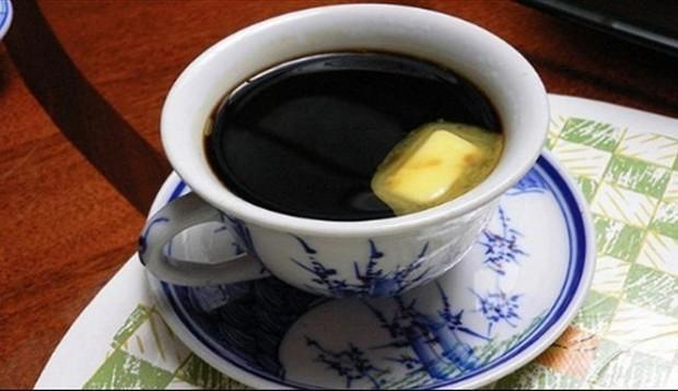 فواید عجیب کره در فنجان قهوه