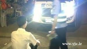 هدیه پلیس دبی به رانندگان متخلف