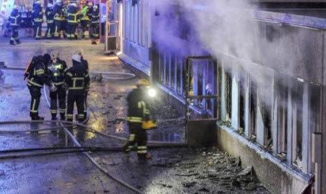 سوئد: دومین آتش سوزی علیه مساجد در کمتر از یک هفته
