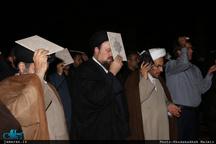 گزارش تصویری/ مراسم احیای شب بیست و سوم ماه رمضان در حرم مطهر امام خمینی (س)-2