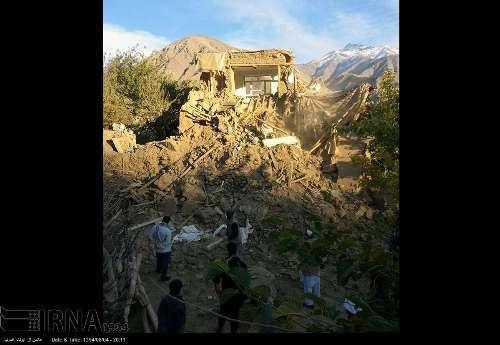زمین لرزه 7.5 ریشتری پاکستان و افغانستان+ تصاویر