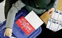 عبدالله نوری رأی خود را به صندوق انداخت