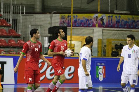 تیم ملی فوتسال قید سفر به ایتالیا را زد