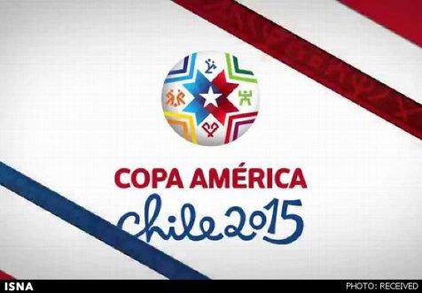 صعود شیلی به نیمه نهایی کوپا آمه ریکا