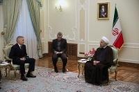 روحانی: موانع احتمالی در روابط اقتصادی ایران و بلاروس برطرف شود