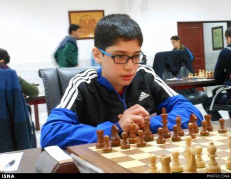 پدیده ۱۳ ساله شطرنج قهرمان بزرگسالان کشور شد