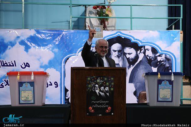 ظریف در گفت و گو با جماران: هیچ دولت خارجی نمی تواند برای ما تعیین تکلیف کند