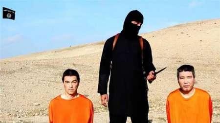 داعش سر یک گروگان ژاپنی را برید