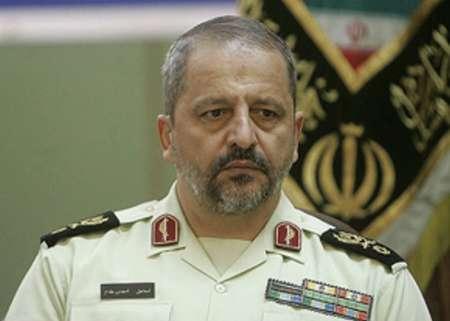 فرمانده ناجا: مخالف هیچ یک از شبکه های اجتماعی نیستیم