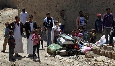افزایش رنج های آوارگان یمنی در سایه نرسیدن کمک های بین المللی