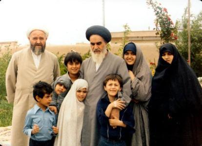 امام چقدر به نوهها عیدی داد؟!