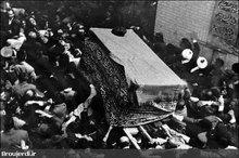 چرا امام در تشییع جنازه آیت الله بروجردی شرکت نکرد؟