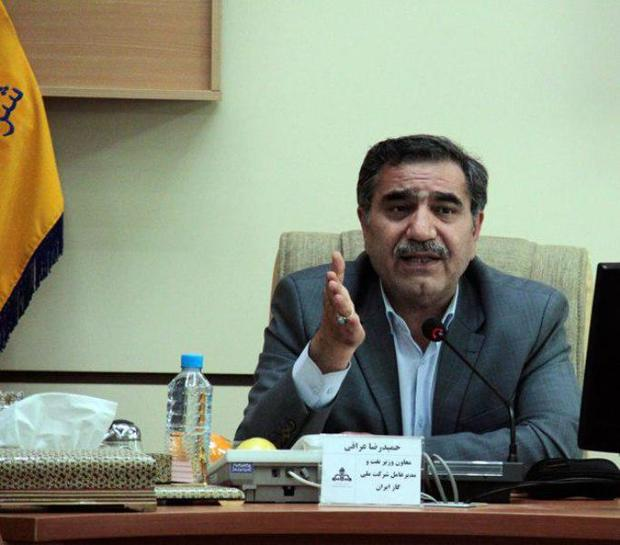 معاون وزیر نفت:گازرسانی 11هزار روستا افتخار است