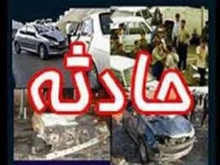 حوادث رانندگی در نیشابور 2 کشته بر جای گذاشت