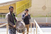 نشاط نوروزی در نغمه خوش موسیقی محلی