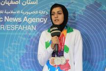 ورزشکار اصفهانی در بین برترین های پارالمپیک آسیا قرار گرفت
