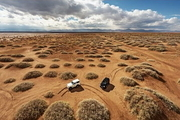 الگوسازی برای بیابان زدایی در حاشیه نمکی دریاچه ارومیه
