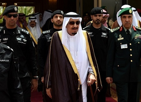 حکومت آل سعود در آستانه یک کودتا و فروپاشی