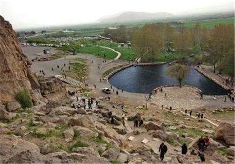 حراست از محوطه باستانی کوه صفه در مقابل سازههای گردشگری