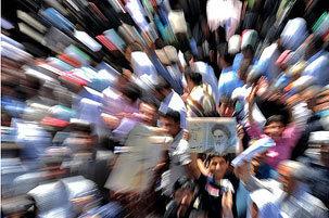 ظرفیت ناوگان ریلی برای جابجایی ده هزار نفر در ایام سالگرد ارتحال حضرت امام خمینی(س)