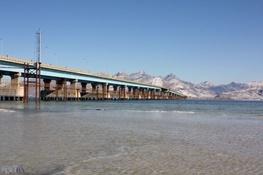 سطح دریاچه ارومیه بالا آمد