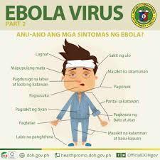 چگونگی سرایت بیماری ابولا
