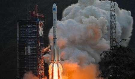 چین ماهواره نسل جدید پرتاب کرد