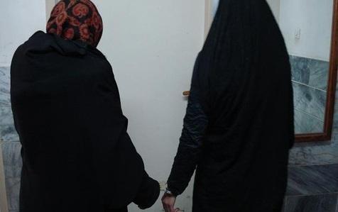 زن متهم به قتل: به خاطر فرزندم کمک کنید