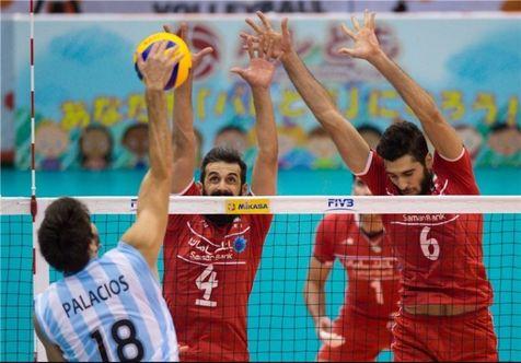 آرژانتین، نخستین حریف ایران در ریو