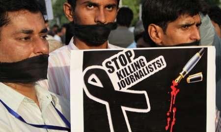پاکستان، خطرناک ترین کشور برای خبرنگاران