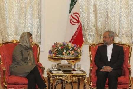 نهاوندیان: سیاست جمهوری اسلامی ایران در موضوع هسته ای، شفاف است