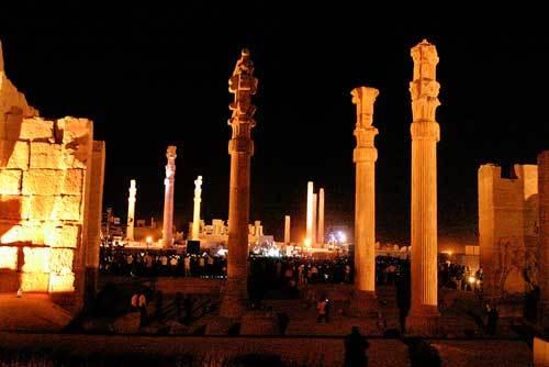 آمار درآمدهای نوروزی آثار فرهنگی