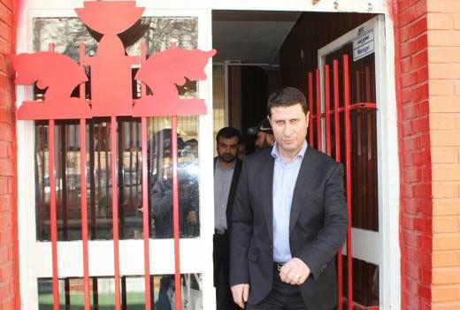 خریدار پرسپولیس از ترکیه می آید+ عکس