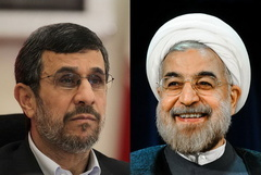 یک تفاوت مهم دولت های روحانی و احمدی نژاد