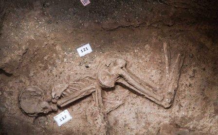 ایجاد سایت موزه زیر زمینی برای بانوی ۷۰۰۰ ساله