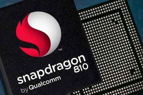 پردازنده اسنپدراگون ۸۱۰ گرم نمی شود!