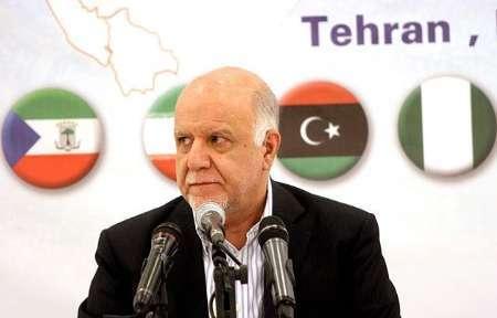 وزیر نفت ایران نائب رئیس مجمع کشورهای صادرکننده گاز شد