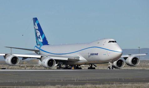نامه طراح غول پیکرترین هواپیمای بوئینگ به ایران ایر