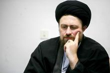 صوت / اعلام نامزدی  سید حسن خمینی برای انتخابات مجلس خبرگان