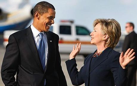 اوباما: هیلاری رئیسجمهوری بزرگ خواهد بود