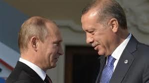 اردوغان سه  شنبه به روسیه سفر می کند/استفاده از لیره در مبادلات
